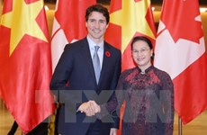 Top legislator applauds Vietnam-Canada comprehensive partnership