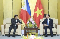 APEC 2017: Vietnam, Philippines agree to bolster partnership
