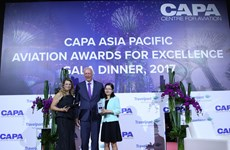 Vietnam Airlines wins regional award