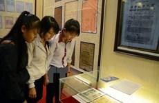 Hanoi hosts exhibition on Hoang Sa, Truong Sa