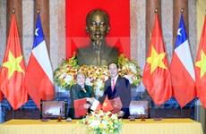 Vietnam, Chile seek stronger comprehensive partnership