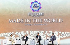 APEC 2017: Numerous events take place on November 10