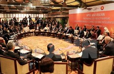 Chair of APEC-ASEAN Leaders' Informal Dialogue issues press statement
