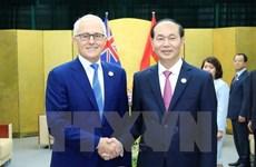 APEC 2017: Vietnam, Australia hold cooperation potential