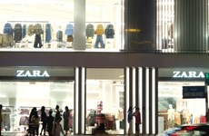 Spanish fashion retailer opens store in Hanoi