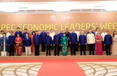 President addresses Gala Dinner in celebration of  APEC 2017 Leaders' Meeting
