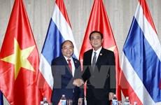 Vietnamese, Thai PMs meet on sidelines of APEC meeting