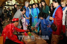 APEC 2017: Wives of APEC leaders visit ancient Hoi An city