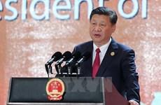 China calls for cooperation between APEC, ASEAN