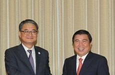 HCM City wants to bolster cooperatives ties with RoK localities