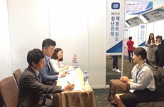 RoK firms hire at HCM City job fair