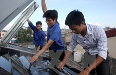Centre for kids with disabilities gets solar power