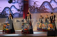 Daegu city's culture, arts introduced in HCM City