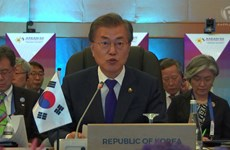 RoK calls for stronger ties with ASEAN