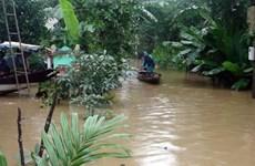 Venezuelan FM extends sympathy to Vietnam over flood losses