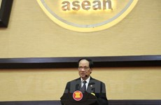 ASEAN chief: Legally-binding East Sea Code of Conduct needed