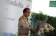 Thailand to start local elections