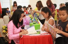US publisher to print Vietnamese author's book