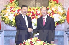 Xi's Vietnam visit spotlighted on China's media