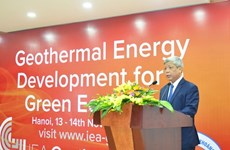 Deputy Minister urges geothermal research