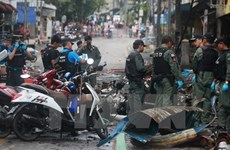 Thailand concerns over infiltration of terrorists