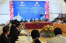 Kon Tum, Lao provinces work to enhance shared border