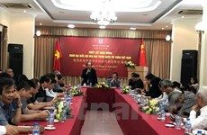 Vietnam, China foster literature cooperation