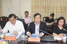 Ha Nam province welcomes Japanese valve manufacturers