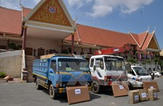 VN-Cambodia Trade and Investment Forum opens in Phnom Penh
