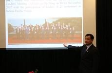 Exchange introduces Vietnam to Ukraine students