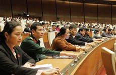National Assembly passes two laws, one resolution