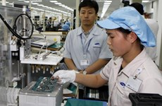 Bac Ninh ranks second nationwide in export value