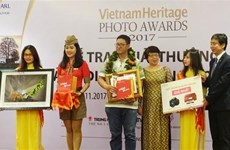Winners of Vietnam Cultural Heritage photo contest awarded