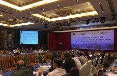 Workshop talks co-management of aquatic resource protection