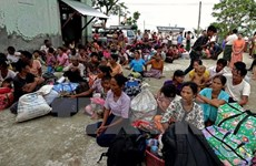 Myanmar, Bangladesh to hold ministerial meeting on Rohingya issue