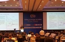 Experts discuss finance in digital era