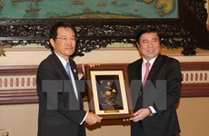 HCM City eyes stronger economic ties with Japanese prefecture