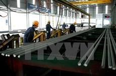 Steel sector grows 22.8 percent in ten months