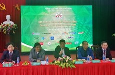 Vietnam Tennis Federation to host six int'l tournaments in 2018