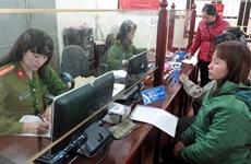 Vietnam prepares personal information database