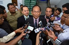 Cambodia: CNRP seats allocated to smaller parties