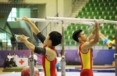 National gymnastics champs start in Hanoi