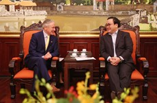 Vietnam, Ireland expand cooperation