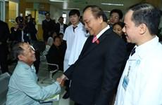 Prime Minister hails Central Eye Hospital for eye care efforts