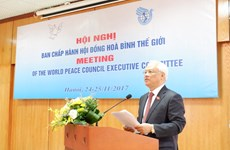 Hanoi hosts World Peace Council meeting