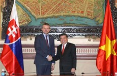 HCM City seeks stronger trade, investment ties with Slovakia