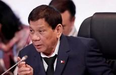 Philippine President calls on rebels to surrender