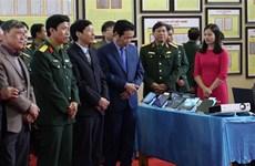 Exhibition on Hoang Sa, Truong Sa comes to Bac Giang