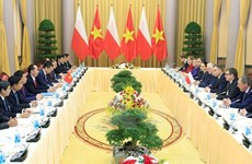 Poland - Vietnam's priority partner in Central Eastern Europe: talks