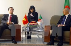 Vietnam, Algeria boost ties in industry, urban planning